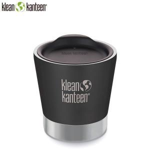 クリーンカンティーン Klean Kanteen インスレートタンブラー 8oz シェールブラック マイボトル|aandfshop