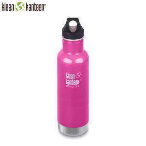 クリーンカンティーン Klean Kanteen インスレートクラシックボトル20oz592ml  ワイルドオーキッド マイボトル  SALE|aandfshop