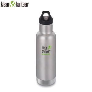 クリーンカンティーン Klean Kanteen インスレートクラシックボトル20oz592ml ステンレス マイボトル|aandfshop