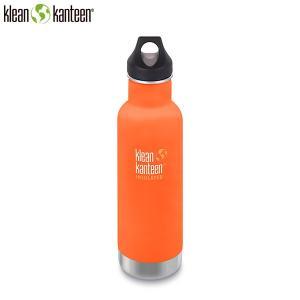クリーンカンティーン Klean Kanteen インスレートクラシックボトル20oz592ml  シェラサンセット マイボトル  SALE|aandfshop