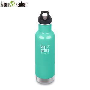 クリーンカンティーン Klean Kanteen インスレートクラシックボトル20oz592ml シークレスト マイボトル|aandfshop