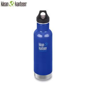 クリーンカンティーン Klean Kanteen インスレートクラシックボトル20oz592ml コースタルウォーター マイボトル|aandfshop