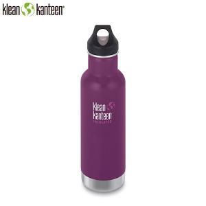 クリーンカンティーン Klean Kanteen インスレートクラシックボトル20oz592ml  ウィンタープラム マイボトル  SALE|aandfshop