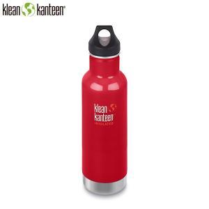 クリーンカンティーン Klean Kanteen インスレートクラシックボトル20oz592ml ミネラルレッド マイボトル|aandfshop
