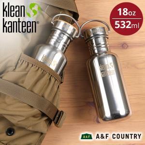 クリーンカンティーン Klean Kanteen カンティーンボトル リフレクト 18oz 532ml マイボトル|aandfshop