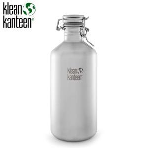 クリーンカンティーン Klean Kanteen クラシック グロウラー 64oz 1900ml ステンレス マイボトル SALE|aandfshop