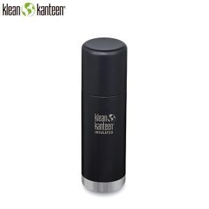 クリーンカンティーン Klean Kanteen TKPro 0.5L シェールブラック 保温 保冷 マイボトル|aandfshop