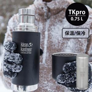 クリーンカンティーン Klean Kanteen TKPro 0.75L 保温 保冷 マイボトル|aandfshop