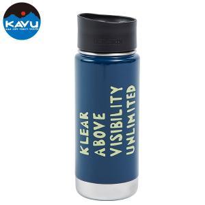カブー KAVU ワイドインスレート CAFE 16oz473ml グリーン マイボトル aandfshop