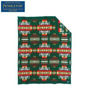 ペンドルトン PENDLETON チーフジョセフブランケット フォレスト 送料無料 日本正規商品|aandfshop