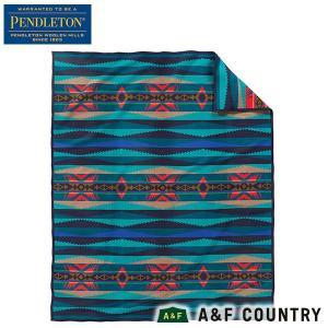 ペンドルトン PENDLETON ブランケット ZE493-52992 ライハイナウェーブ 送料無料 日本正規商品|aandfshop