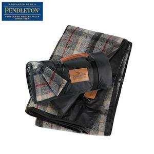 ペンドルトン PENDLETON ロールアップブランケット XC335 ブラックバット 52331 送料無料 日本正規商品|aandfshop