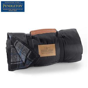 ペンドルトン PENDLETON ロールアップブランケット XC335 ロストレイクプレイド 52693 送料無料 日本正規商品|aandfshop