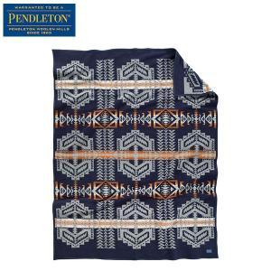 ペンドルトン PENDLETON アラパホトレイルローブ インディゴ 送料無料 日本正規商品|aandfshop