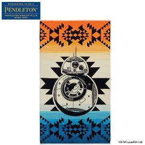 ペンドルトン PENDLETON ビーチタオル スターウォーズコレクション BB-8 送料無料 バスタオル|aandfshop