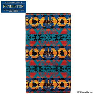 ペンドルトン PENDLETON ビーチタオル スターウォーズコレクション 40th Anniversary 送料無料 バスタオル|aandfshop