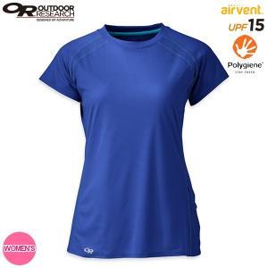 アウトドアリサーチ OUTDOOR RESEARCH Ws エコーTシャツ バルチック 女性用 レディース aandfshop