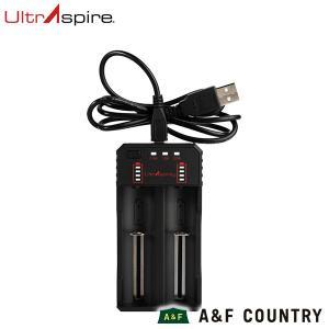 ウルトラスパイア バッテリーチャージャー 18650 UltrAspire|aandfshop