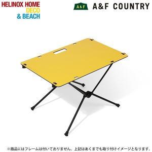 ヘリノックス Helinox ワークトップホーム シトラスイエロー テーブル 机 【日本正規商品】|aandfshop