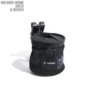 ヘリノックス カップホルダー ブラック Helinox 日本正規商品