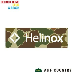 ヘリノックス Helinox ボックスステッカー ダックカモ Lサイズ 【日本正規商品】 aandfshop