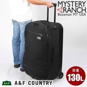 ミステリーランチ ミッションウィリー130 ブラック MYSTERY RANCH 【日本正規商品】|aandfshop