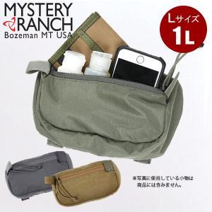 ミステリーランチ フォーリッジャーポケットLサイズ MYSTERY RANCH 【日本正規商品】|aandfshop