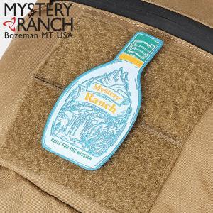 ミステリーランチ ワッペン ボトルオーミステリー MYSTERYRANCH 日本正規商品 aandfshop