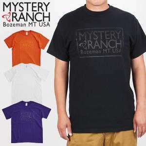 ミステリーランチ ミミクリー Tシャツ MYSTERYRANCH 日本正規商品 aandfshop
