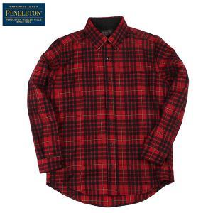 ペンドルトン PENDLETON ファイヤーサイドシャツ ジャパンフィット GT150 マクラーレンタータン 31959 送料無料 ウール製品 日本正規販売店商品|aandfshop