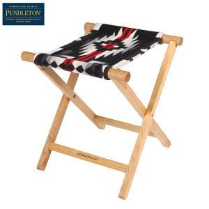 ペンドルトン PENDLETON カスタム スツール リオランチョブラック 送料無料 椅子 日本正規販売店商品 ウール製品|aandfshop