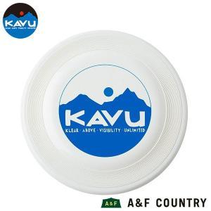 カブー KAVU ディスク ホワイト aandfshop