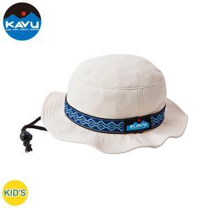 カブー KAVU キッズ バケットハット パイル ベージュ aandfshop