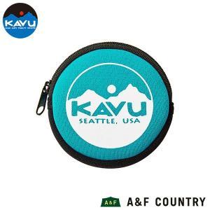 カブー KAVU サークルコインケース グリーン|aandfshop