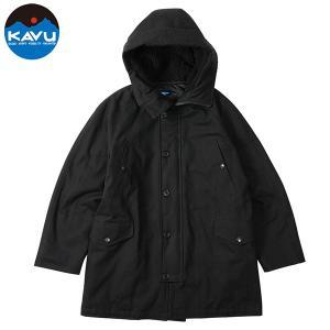 カブー KAVU Ms ジェッティジャケット ブラック|aandfshop