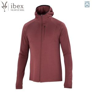 アイベックス ibex Ms シャックフードゥーフーディ アンバー ウール 送料無料|aandfshop