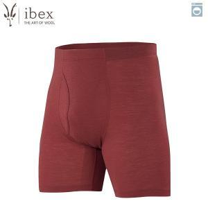 アイベックス ibex Ms ウーリーズ1ボクサーブリーフ サフラン ウール|aandfshop