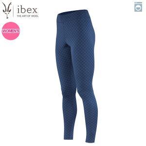 アイベックス ibex Ws ウーリーズ2ボトム フェアアイルパターン ラティス/バルティック 女性用 ウール SALE|aandfshop