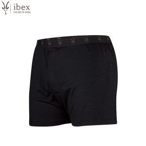 ibex アイベックス Ms アクシオムボクサーパンツ ブラック|aandfshop