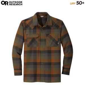 アウトドアリサーチ メンズ フィードバックフランネルシャツ OUTDOOR RESEARCH|aandfshop