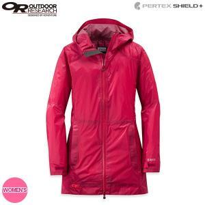 アウトドアリサーチ OUTDOOR RESEARCH Wsヘリウムトラベラージャケット スカーレット 女性用 レディース 送料無料|aandfshop