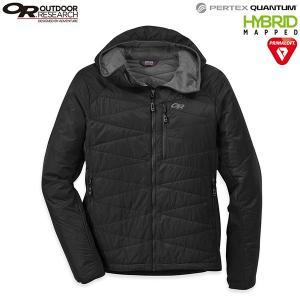 アウトドアリサーチ OUTDOOR RESEARCH Ms キャソードフーデッドジャケット ブラック OR|aandfshop
