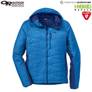 アウトドアリサーチ OUTDOOR RESEARCH Ms キャソードフーデッドジャケット グレイシャー/バルティック OR|aandfshop