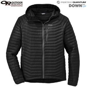 アウトドアリサーチ OUTDOOR RESEARCH Ms バリスモフーデットジャケット ブラック 送料無料|aandfshop