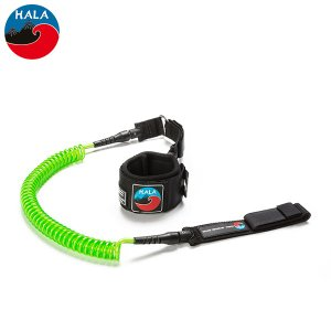 Hala ハラ クイックリリース+アンクルコイルリーシュ 7フィート スタンドアップパドルボード ボート|aandfshop