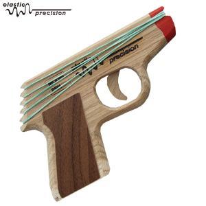 elastic precision エラスティックプレシジョン Walther PPK ゴム銃 aandfshop