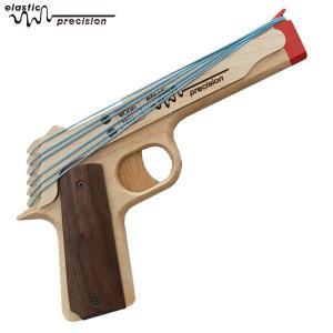elastic precision エラスティックプレシジョン COLT M1911 ゴム銃 aandfshop