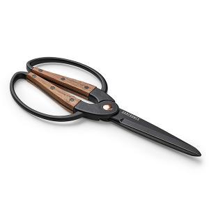 ベアボーンズリビング Barebones Living ガーデンシザースL ウォールナット|aandfshop