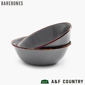 ベアボーンズ エナメルボウル 2個セット Barebones aandfshop