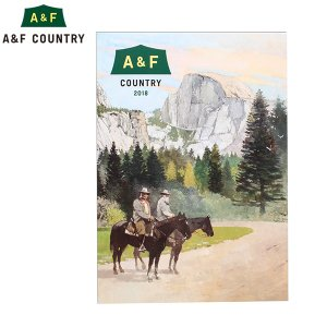 A&F COUNTRY エイアンドエフカントリー 2018 総合カタログ|aandfshop